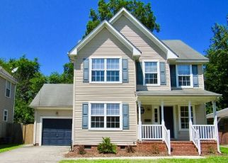 Pre Foreclosure in Norfolk 23508 W 38TH ST - Property ID: 1435693830