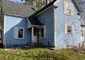 Pre Foreclosure in Rumford 04276 PINE ST - Property ID: 1435815576