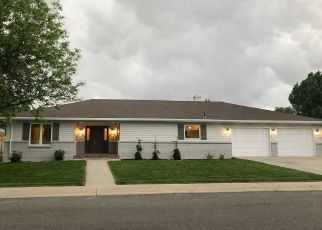 Pre Foreclosure in Salina 84654 WHITE DR - Property ID: 1436020544