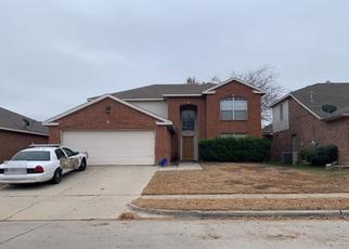 Pre Foreclosure in Fort Worth 76131 IRON HORSE DR - Property ID: 1436696781