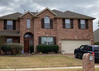 Pre Foreclosure in Mansfield 76063 ASTON LN - Property ID: 1436698980
