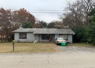 Pre Foreclosure in Azle 76020 SANDRA DR - Property ID: 1436707283