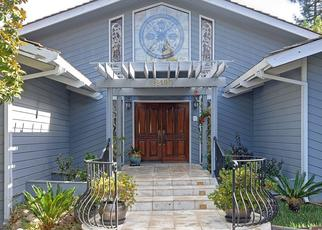 Pre Foreclosure in Los Altos 94022 PADRE CT - Property ID: 1437273138