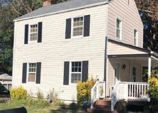 Pre Foreclosure in Hyattsville 20784 FAIRFAX ST - Property ID: 1437528487