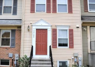 Pre Foreclosure in Windsor Mill 21244 CEDAR BARN WAY - Property ID: 1437952897