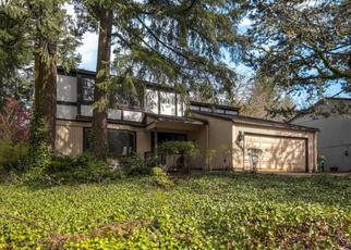 Pre Foreclosure in Beaverton 97007 SW CARLSBAD DR - Property ID: 1438257272