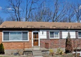 Pre Foreclosure in Cincinnati 45238 SKYLARK DR - Property ID: 1438503867