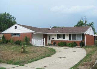 Pre Foreclosure in Dayton 45424 HUBBARD DR - Property ID: 1438635693