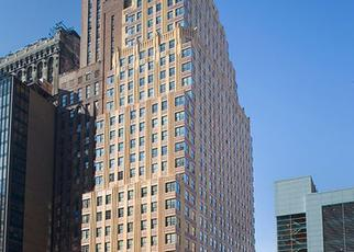 Pre Foreclosure in New York 10036 W 43RD ST - Property ID: 1439107382