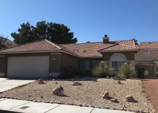 Pre Foreclosure in Henderson 89074 ENLOE ST - Property ID: 1439526975