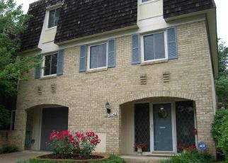 Pre Foreclosure in Montgomery Village 20886 CANADIAN CT - Property ID: 1439659670
