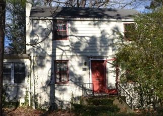 Pre Foreclosure in Takoma Park 20912 GLAIZEWOOD AVE - Property ID: 1439672816