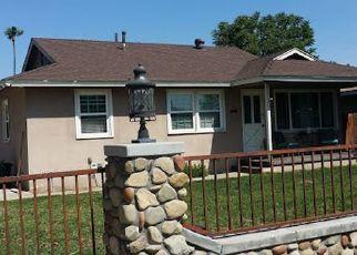 Pre Foreclosure in Pomona 91766 COLLEGE AVE - Property ID: 1439725809