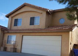Pre Foreclosure in Victorville 92395 QUIET CANYON DR - Property ID: 1439780551