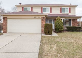 Pre Foreclosure in Sterling Heights 48310 WALTHAM DR - Property ID: 1440141892