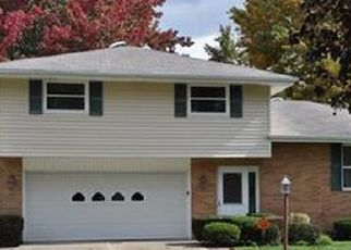 Pre Foreclosure in Strongsville 44136 WEBSTER RD - Property ID: 1440816803