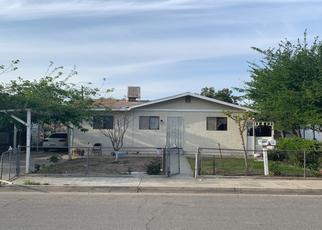 Pre Foreclosure in Wasco 93280 3RD ST - Property ID: 1441445285