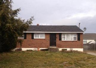 Pre Foreclosure in Smyrna 19977 RONALD LN - Property ID: 1441668208