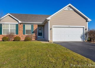 Pre Foreclosure in Oswego 60543 MAGNOLIA CT - Property ID: 1441731280