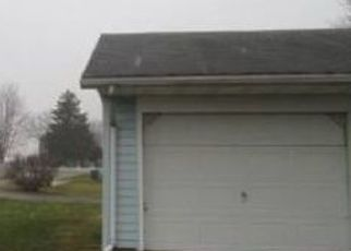 Pre Foreclosure in Bunker Hill 46914 S CENTER ST - Property ID: 1442566504