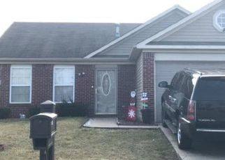 Pre Foreclosure in Lafayette 47909 GAWAIN DR - Property ID: 1442635260