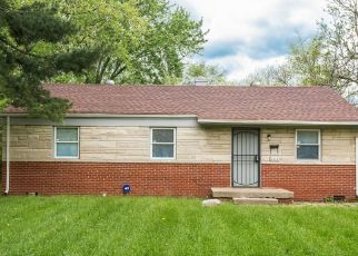 Pre Foreclosure in Indianapolis 46226 N WHITTIER PL - Property ID: 1442667679