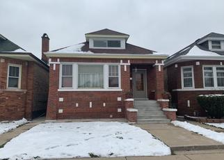 Pre Foreclosure in Chicago 60629 S HOMAN AVE - Property ID: 1442755263