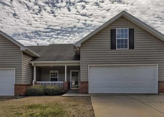 Pre Foreclosure in Mauldin 29662 CHALLENGER CT - Property ID: 1443138945