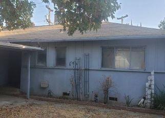 Pre Foreclosure in Fresno 93726 E SANTA ANA AVE - Property ID: 1443311948