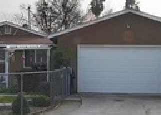 Pre Foreclosure in Fresno 93727 E KERCKHOFF AVE - Property ID: 1443342145