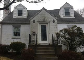 Pre Foreclosure in Norwalk 06850 PROSPECT AVE - Property ID: 1443561133