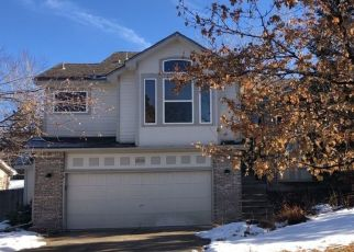 Pre Foreclosure in Castle Rock 80104 PINYON DR - Property ID: 1444103799