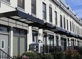 Pre Foreclosure in Washington 20002 4TH ST NE - Property ID: 1444135774