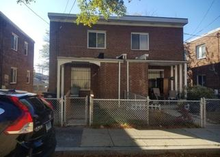 Pre Foreclosure in Washington 20012 BLAIR RD NW - Property ID: 1444142781