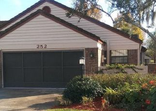 Pre Foreclosure in Daytona Beach 32119 PALM SPARROW CT - Property ID: 1444199261