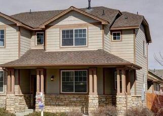 Pre Foreclosure in Henderson 80640 NEWARK ST - Property ID: 1444430522