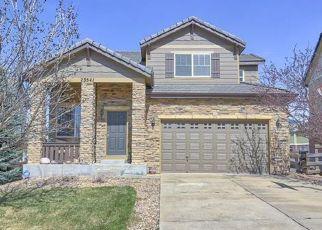 Pre Foreclosure in Aurora 80016 E PORTLAND WAY - Property ID: 1444434460
