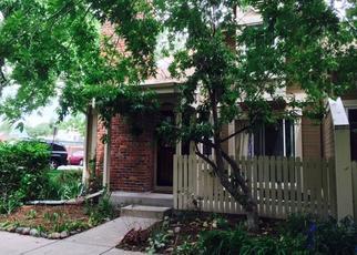 Pre Foreclosure in Aurora 80015 E RADCLIFF CIR - Property ID: 1444435784