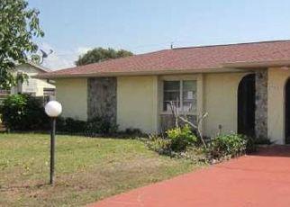 Pre Foreclosure in Port Charlotte 33980 MCBURNEY AVE - Property ID: 1444487905