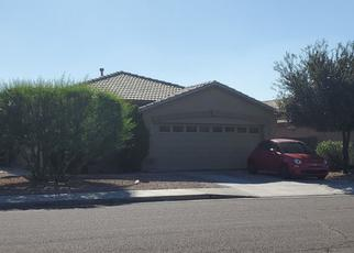 Pre Foreclosure in Avondale 85323 W COLDWATER SPRINGS BLVD - Property ID: 1444692423