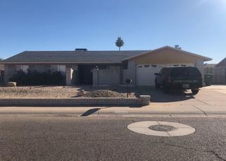 Pre Foreclosure in Glendale 85304 W DAHLIA DR - Property ID: 1444714321