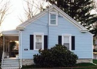 Pre Foreclosure in Fall River 02720 CHARLOTTE ST - Property ID: 1444935953