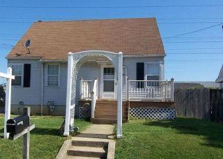 Pre Foreclosure in Halethorpe 21227 HOFFMAN AVE - Property ID: 1445121201
