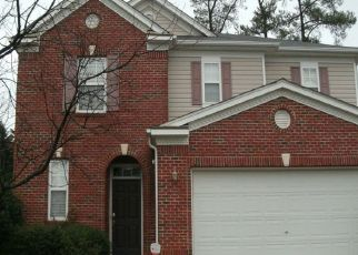Pre Foreclosure in Raleigh 27604 GLADE ASTER CT - Property ID: 1445658601
