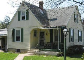 Pre Foreclosure in Washington 20019 CHAPLIN ST SE - Property ID: 1445782998