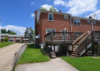 Pre Foreclosure in Baltimore 21239 MERIDENE DR - Property ID: 1445871902