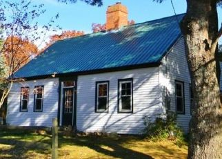 Pre Foreclosure in Whitefield 04353 WISCASSET RD - Property ID: 1446037898