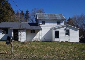 Pre Foreclosure in Munnsville 13409 STOCKBRIDGE HILL RD - Property ID: 1446095254