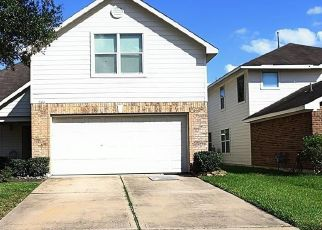 Pre Foreclosure in Cypress 77433 TONSLEY SPRINGS DR - Property ID: 1446325186