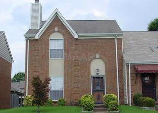 Pre Foreclosure in Memphis 38115 FERN RIDGE RD - Property ID: 1446604626